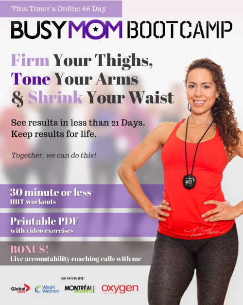BUSY MOM BOOTCAMP